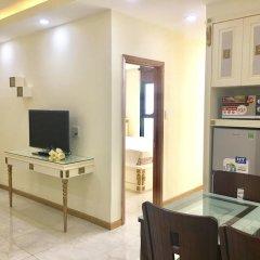 Апартаменты Phi Yen Nha Trang Blue Sea Apartments Апартаменты с различными типами кроватей фото 3