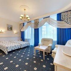 Гостиница Ревиталь Парк 4* Номер Комфорт с различными типами кроватей фото 4