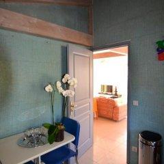 Отель Villa OdyssÉe Ницца ванная