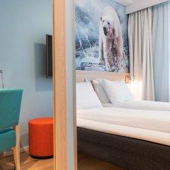 Thon Hotel Polar комната для гостей фото 4