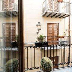 Отель Casetta in Centro Guascone Италия, Палермо - отзывы, цены и фото номеров - забронировать отель Casetta in Centro Guascone онлайн балкон