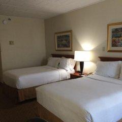 Отель Clarion Inn Frederick Event Center 3* Стандартный номер с различными типами кроватей фото 4