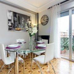 Апартаменты Apartment Castellana Design Deluxe питание