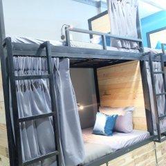 GoCo Hostel Кровать в общем номере с двухъярусной кроватью фото 5