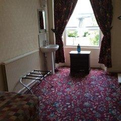 Отель Caravel Guest House Великобритания, Эдинбург - отзывы, цены и фото номеров - забронировать отель Caravel Guest House онлайн интерьер отеля фото 3