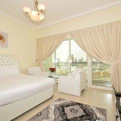 Апартаменты One Perfect Stay Studio Burj Al Nujoom Студия Делюкс с различными типами кроватей фото 3