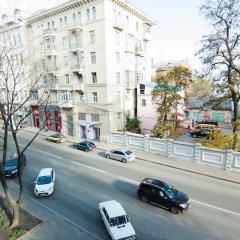 Апартаменты Apartments Elite near Sovetskaya subway station балкон
