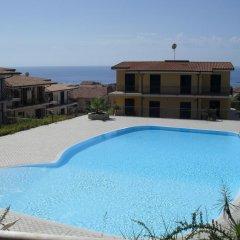 Отель Parco Meridiana Италия, Скалея - отзывы, цены и фото номеров - забронировать отель Parco Meridiana онлайн бассейн фото 2