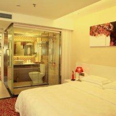 Grand Chu Hotel 4* Номер Делюкс с различными типами кроватей фото 4