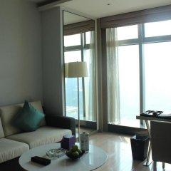 Wongtee V Hotel 5* Улучшенный люкс с различными типами кроватей фото 9