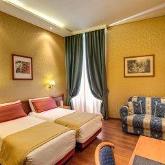 Отель Impero 3* Стандартный номер с различными типами кроватей фото 5