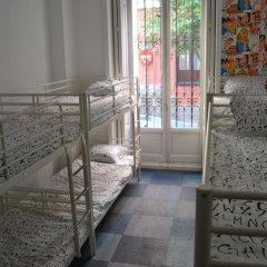 Отель Hostels MeetingPoint 2* Кровать в общем номере с двухъярусной кроватью фото 10