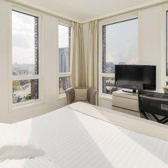 Отель H10 London Waterloo 4* Стандартный номер с различными типами кроватей фото 4