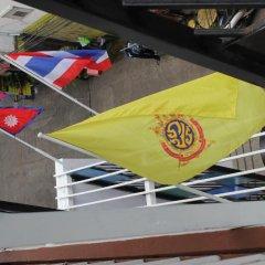 Отель Everest Boutique Бангкок парковка