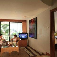 Отель Sunset Beach Resort 4* Полулюкс с двуспальной кроватью фото 5