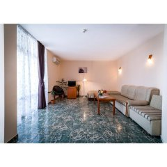 Hotel Kavkaz Golden Dune - Все включено 4* Стандартный семейный номер с двуспальной кроватью фото 2