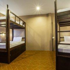 Pak-Up Hostel Кровать в общем номере с двухъярусной кроватью фото 4