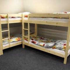 John Galt Hostel Brno Кровать в общем номере фото 4