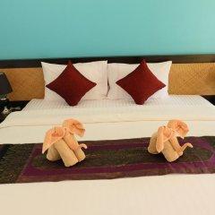 Отель Lanta For Rest Boutique 3* Бунгало Делюкс с различными типами кроватей фото 18