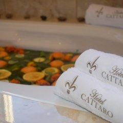 Hotel Cattaro 4* Люкс повышенной комфортности с различными типами кроватей фото 18