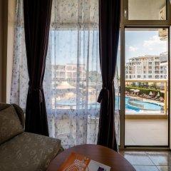 Hotel Kavkaz Golden Dune - Все включено 4* Стандартный номер с различными типами кроватей фото 15