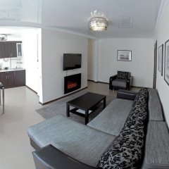 Апартаменты Lotos for You Apartments Николаев комната для гостей фото 3