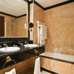 Отель Meliá Barajas Испания, Мадрид - отзывы, цены и фото номеров - забронировать отель Meliá Barajas онлайн ванная