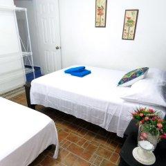Отель Hostal Pajara Pinta Номер Комфорт с различными типами кроватей фото 2