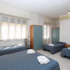 Отель Albergo Athena 3* Стандартный номер с различными типами кроватей фото 16