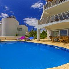 Отель Villa Nesrin Kalkan бассейн фото 3