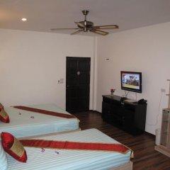 Отель QG Resort 3* Номер Делюкс с различными типами кроватей фото 3