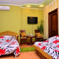 naDobu Hotel Poznyaki 2* Номер с общей ванной комнатой с различными типами кроватей (общая ванная комната) фото 8