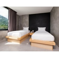 B2 Phuket Hotel 3* Улучшенный номер с 2 отдельными кроватями