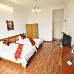 Hanoi Little Center Hotel 3* Стандартный номер двуспальная кровать фото 9