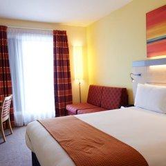 Отель Holiday Inn Express Edinburgh City Centre 3* Стандартный номер фото 8