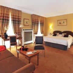 Hotel Le Littre 4* Стандартный номер с различными типами кроватей фото 5