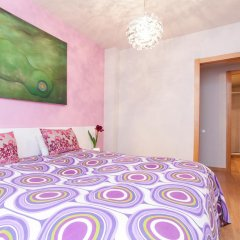 Апартаменты Friendly Apartments Барселона комната для гостей фото 4