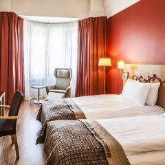 Отель Hotell Bondeheimen 3* Стандартный номер с двуспальной кроватью фото 4