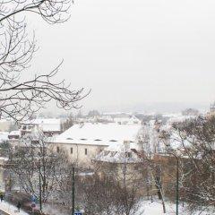 Апартаменты Hoffmeister Apartments Прага балкон
