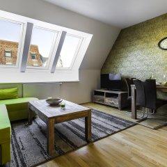 Апартаменты Abieshomes Serviced Apartments - Messe Prater Апартаменты с различными типами кроватей фото 3
