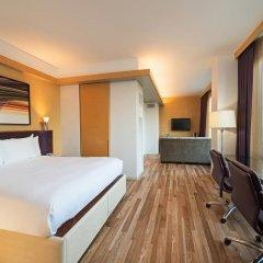 Отель West 57th Street by Hilton Club США, Нью-Йорк - отзывы, цены и фото номеров - забронировать отель West 57th Street by Hilton Club онлайн комната для гостей фото 5