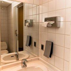 Отель Comwell Kolding 4* Стандартный номер с различными типами кроватей фото 5