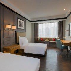 Отель Meliá Kuala Lumpur Малайзия, Куала-Лумпур - отзывы, цены и фото номеров - забронировать отель Meliá Kuala Lumpur онлайн комната для гостей фото 3
