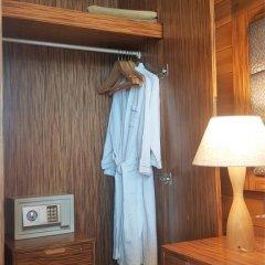 Отель PearlSands At Huraa сейф в номере