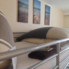 Kipps Brighton Hostel Кровать в общем номере с двухъярусной кроватью фото 6