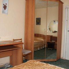 Гостиница Октябрьская Номер с общей ванной комнатой с различными типами кроватей (общая ванная комната) фото 14