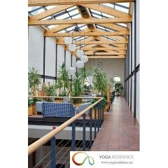 Отель Yoga Residence Illmarine балкон