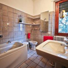 Апартаменты Apartments Florence Villa La Querce Эмполи ванная фото 2