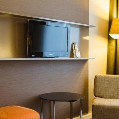 Гостиница Holiday Inn Moscow Tagansky (бывший Симоновский) 4* Стандартный номер с различными типами кроватей фото 5