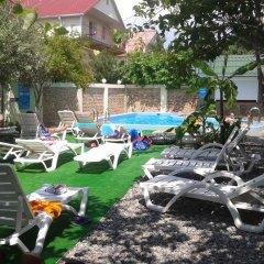 Гостиница Пансионат Солнышко бассейн фото 3